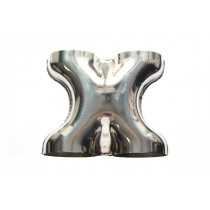 X-Pipe 3 76mm